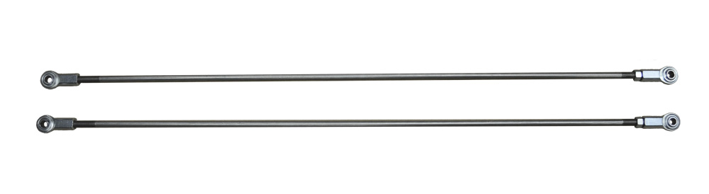 75-00124 Windshield Stiffeners Long (36″) With Rings